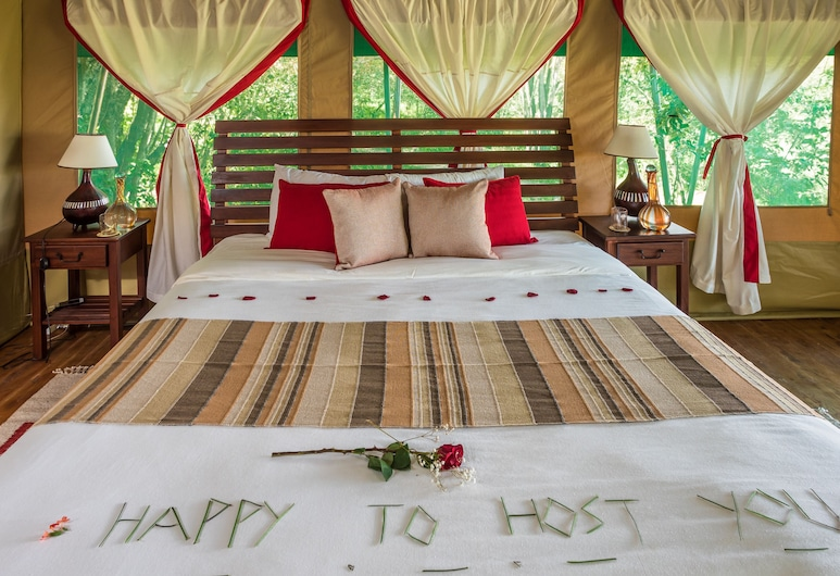 لوسوكوان كامب, Maasai Mara, داخل الفندق