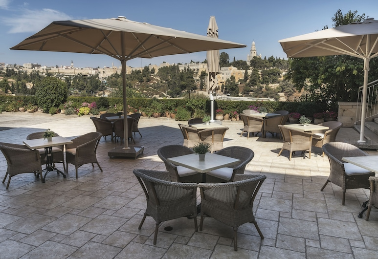 St Andrews Guest House, Jerusalem, Terrasse/Patio
