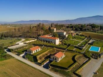 Nuotrauka: Resort Borgo Syrah, Cortona