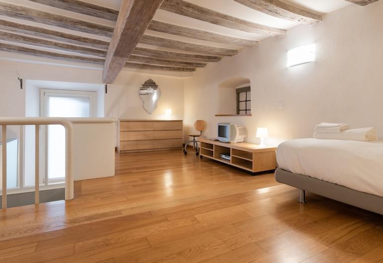 弗洛斯霹靂大教堂公寓, 佛羅倫斯, 豪華公寓, 3 間臥室 (Piazza di San Benedetto 3), 客房