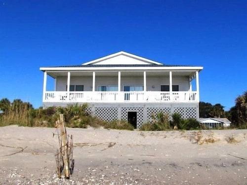 Sea Sun N Sand 4 Br Home By Redawning Edisto Island