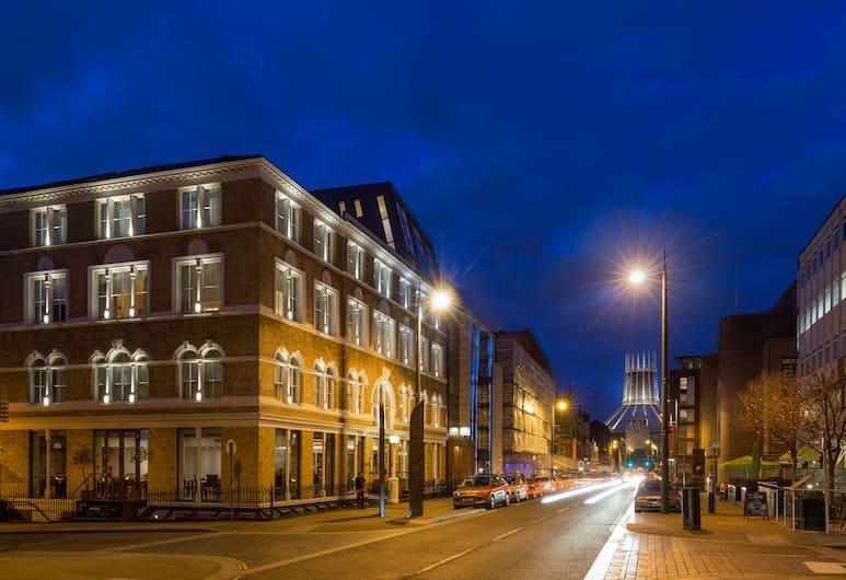 Hope Street Hotel, Liverpool, Hotel Interior