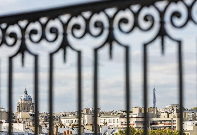 Best Western Plus La Demeure, París, Habitación superior, 2 camas individuales, para no fumadores, Balcón