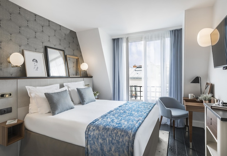 Best Western Plus La Demeure, Париж, Номер категорії «Superior», 1 двоспальне ліжко, для некурців, Номер