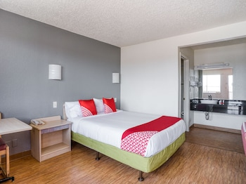 Naktsmītnes OYO Hotel Fort Worth East Gateway Ball Park attēls vietā Fort Worth
