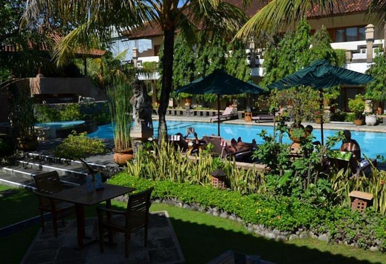 Mentari Sanur Hotel, Denpasar, Outdoor Pool