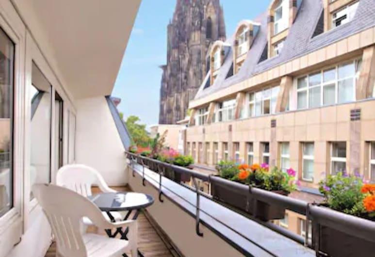 Callas Hotel am Dom, Cologne, Kamar Triple, Balkon