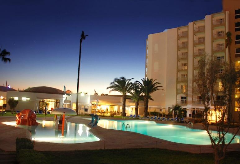 Kenzi Europa, Agadir, Utendørsbasseng