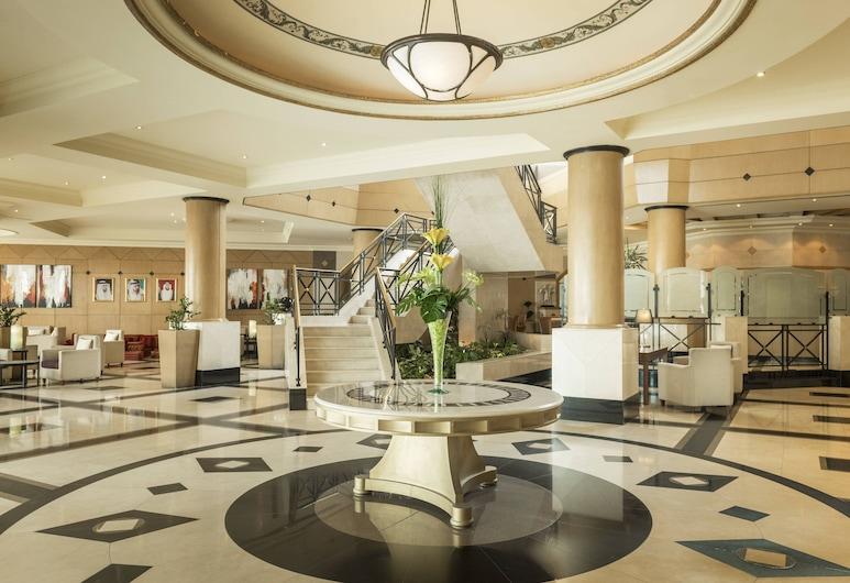 Le Meridien Fairway, Dubai, Lobby