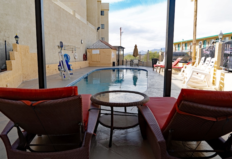 Windsor Inn Motel Lake Havasu City, Lake Havasu City, Außenpool
