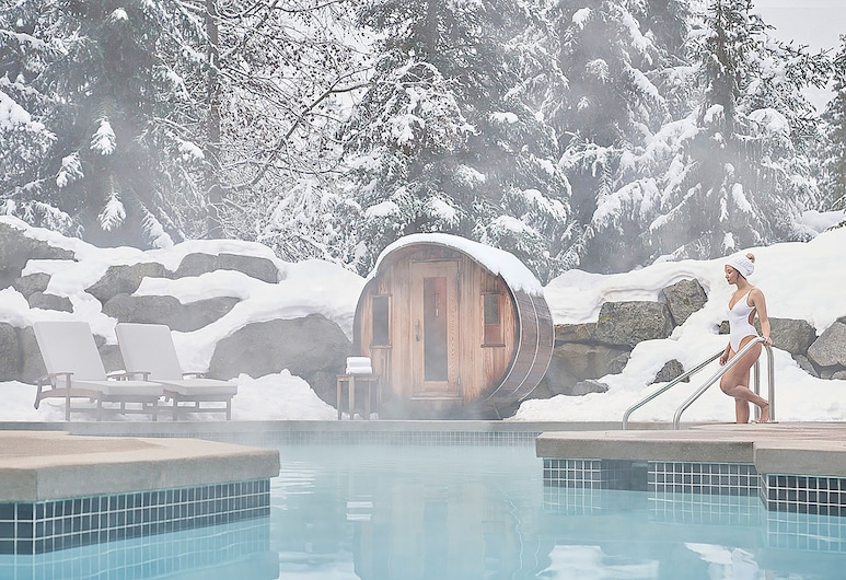 Four Seasons Resort Whistler, Whistler, Piscina al aire libre