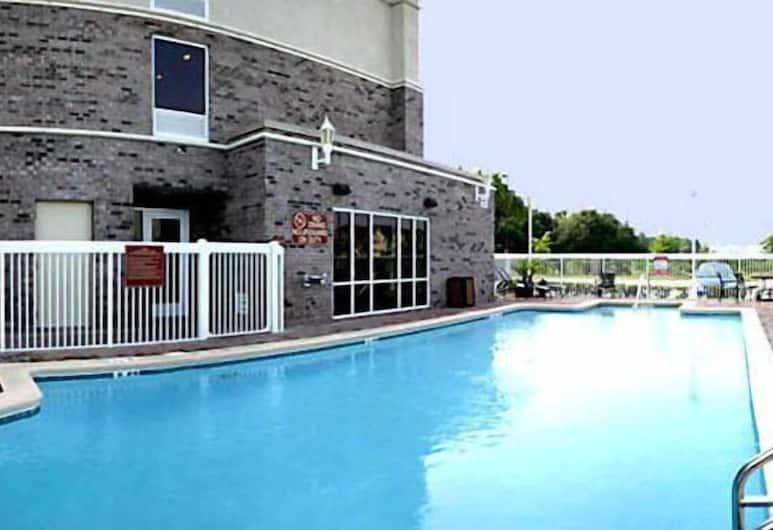 Hampton Inn Jacksonville - East Regency Square, Jacksonville, Piscine en plein air