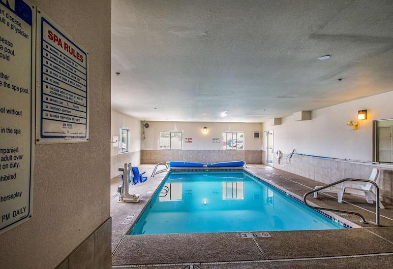 Motel 6 Nephi, UT, נפי, בריכה
