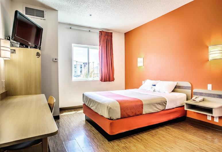 Motel 6 Missoula, MT, Missoula, Pokój standardowy, Łóżko queen, dla niepalących, Pokój