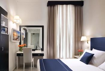 Selline näeb välja Hotel Mediterraneo, Sant'Agnello
