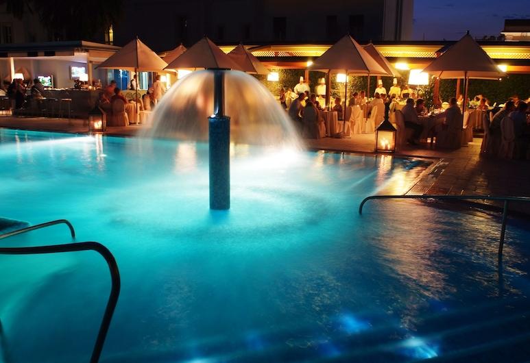 Hotel Mediterraneo, Sant'Agnello, Restaurant