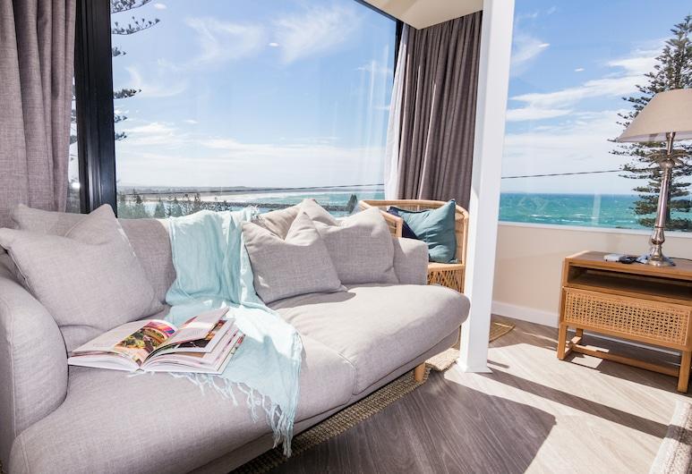 馬奎里港宜必思尚品酒店, 馬克夸立港, Premier Ocean View Suite, 海灘/海景