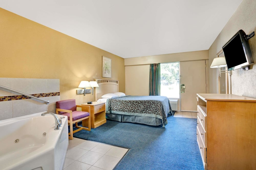 Deluxe-værelse - 1 queensize-seng - ikke-ryger - Værelse