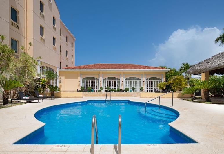 Quality Hotel Real Aeropuerto Santo Domingo, Boca Chica, Baseins