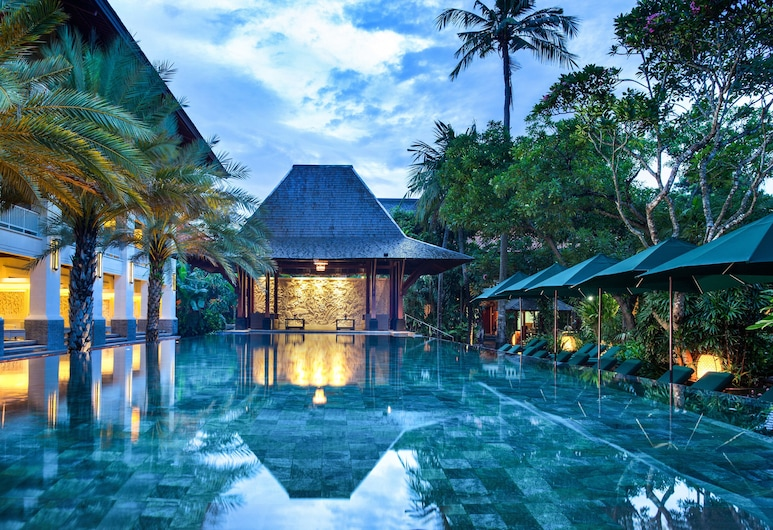 Puri Santrian, Denpasar, Premier Deluxe, Guest Room