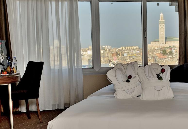 Kenzi Basma Hotel, Casablanca, Premium chambre Single, Gjesterom