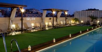 Granada bölgesindeki Hotel Andalucia Center resmi