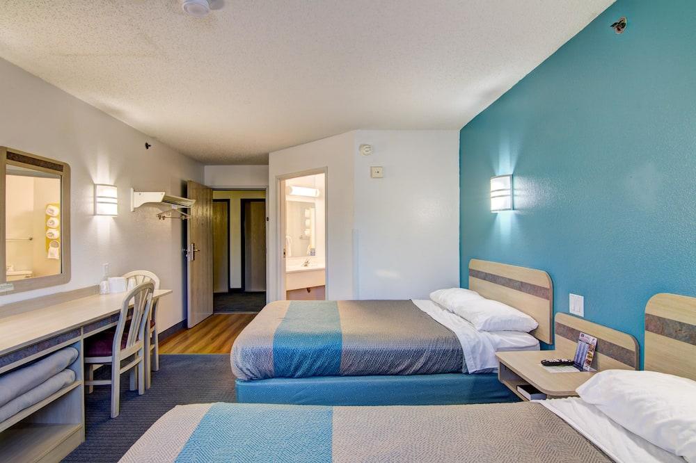 標準客房, 2 張標準雙人床, 非吸煙房 - 客房