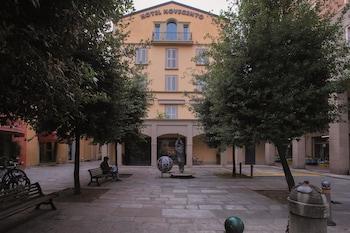 Foto van Art Hotel Novecento in Bologna