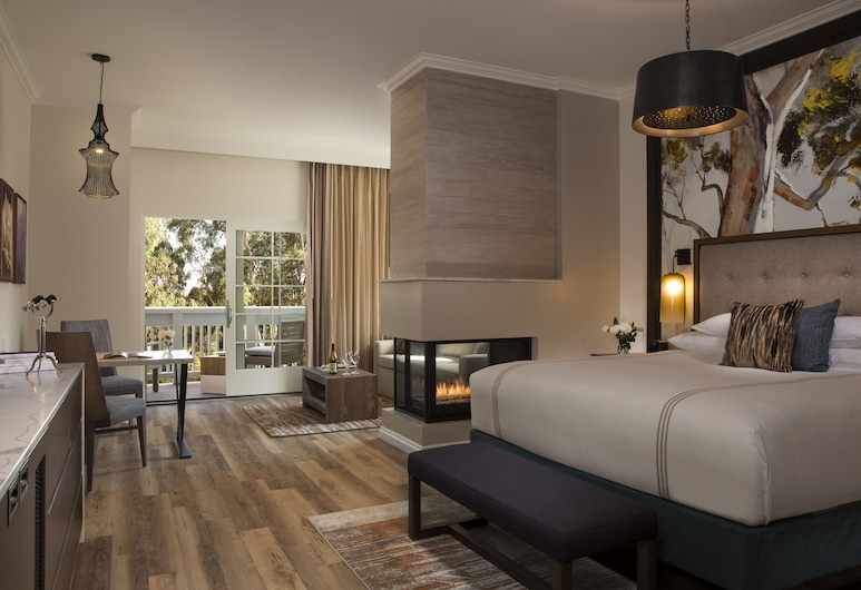 River Terrace Inn - A Noble House Hotel, Napa, Junior Suite, River View, Guest Room