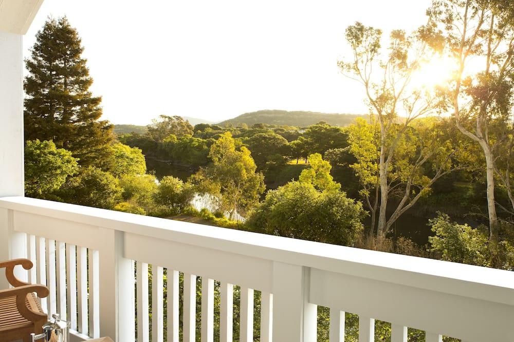 River View Deluxe King - Výhľad z balkóna