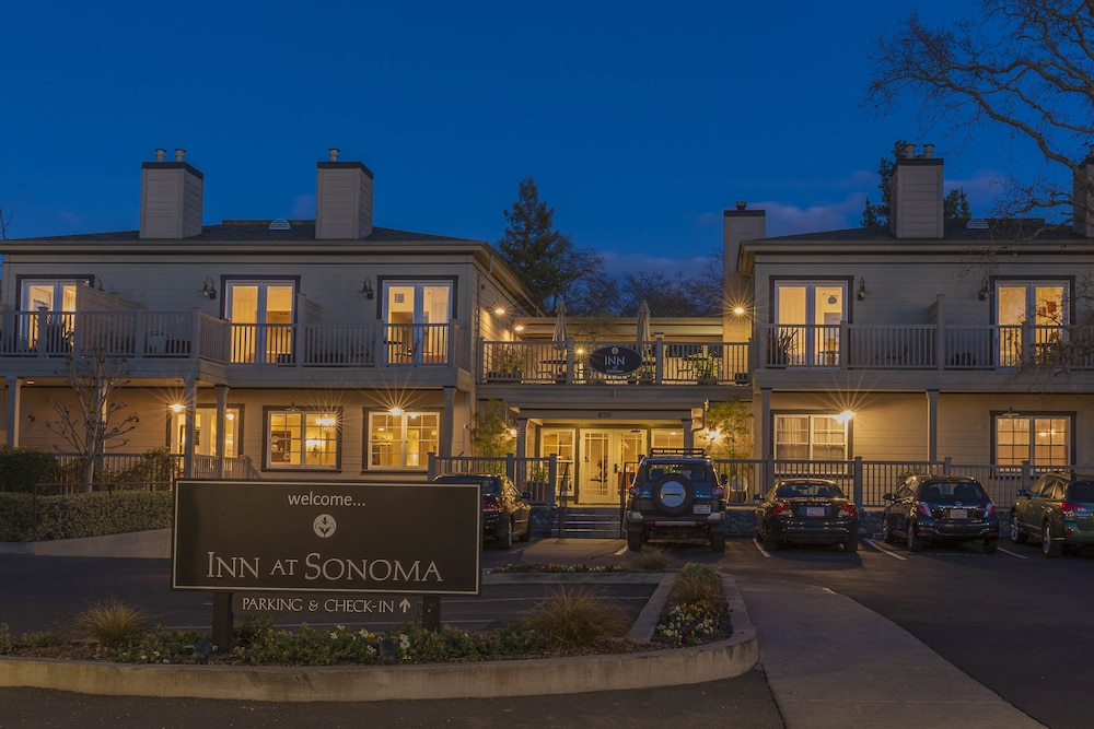 Inn At Sonoma - A Four Sisters Inn, Sonoma