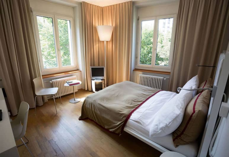 호텔 플라텐호프, 취리히, 취리히, 객실