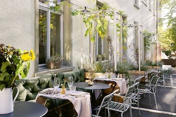 Foto van Design Hotel Plattenhof in Zürich