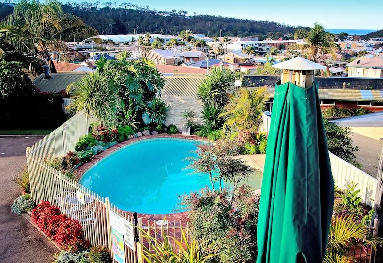默里姆布拉浪花汽車旅館 - 僅供成人入住, 美里姆布拉, 游泳池