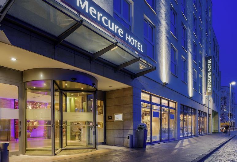 Mercure Hotel Hannover Mitte, Hannover, Hotellets indgang