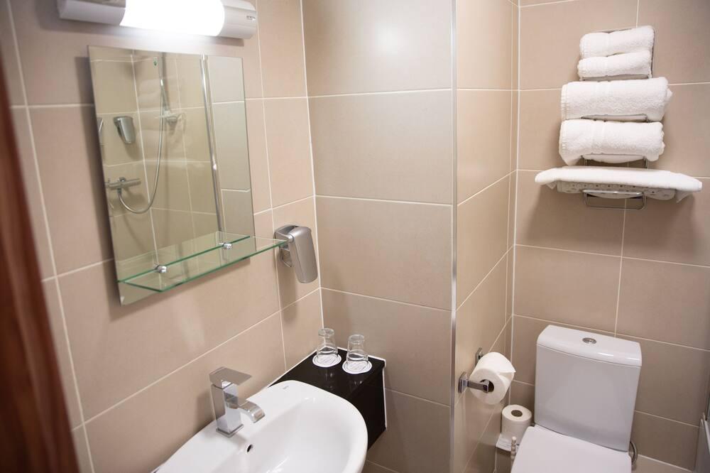 スタンダード シングルルーム シングルベッド 1 台 - バスルーム