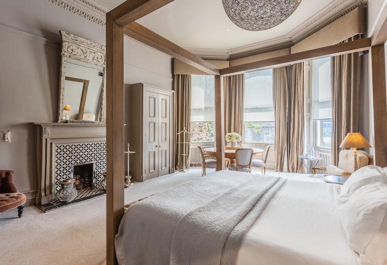 Murrayfield Hotel, Edinburgh, Junior Suite, 1 Double Bed, Guest Room