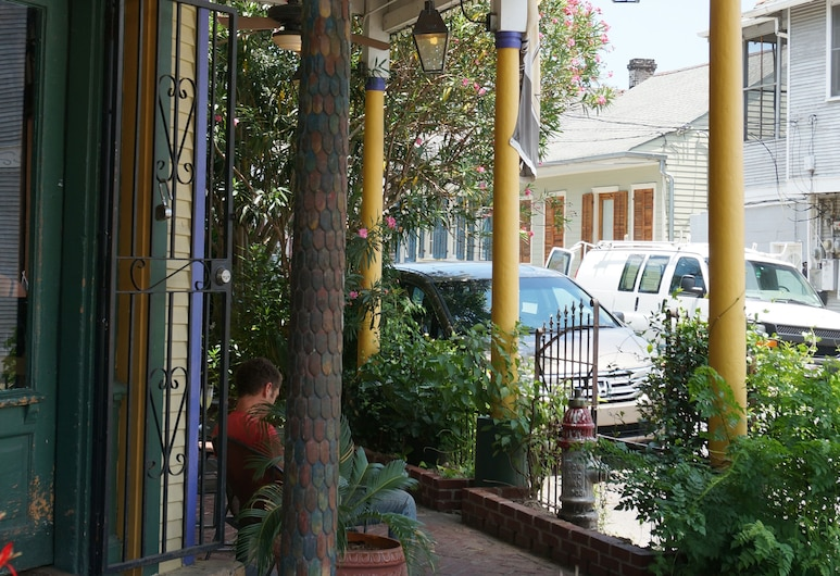 Balcony Guest House, New Orleans, Exterior