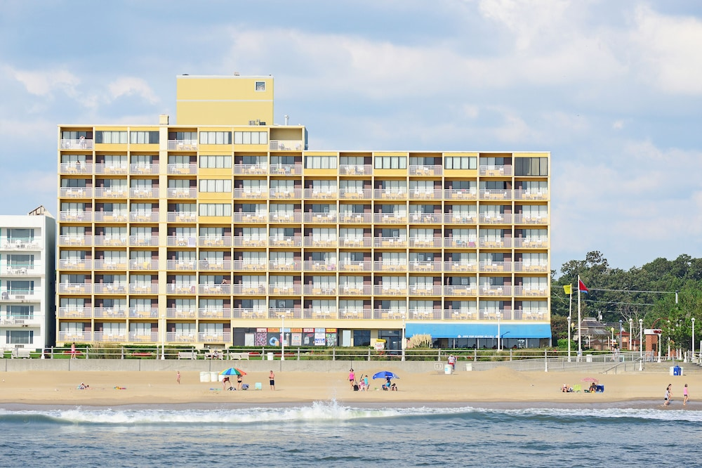 Four Points By Sheraton Virginia Beach Oceanfront Playa