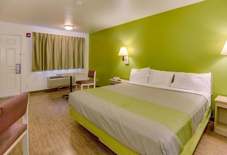 Super 7 Inn- Jersey Village, Houston, Estudio, 1 cama King size, Habitación