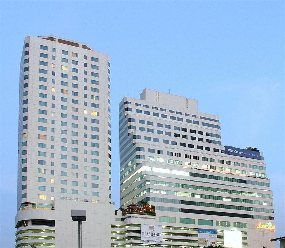 โรงแรมจัสมินซิตี้, กรุงเทพ