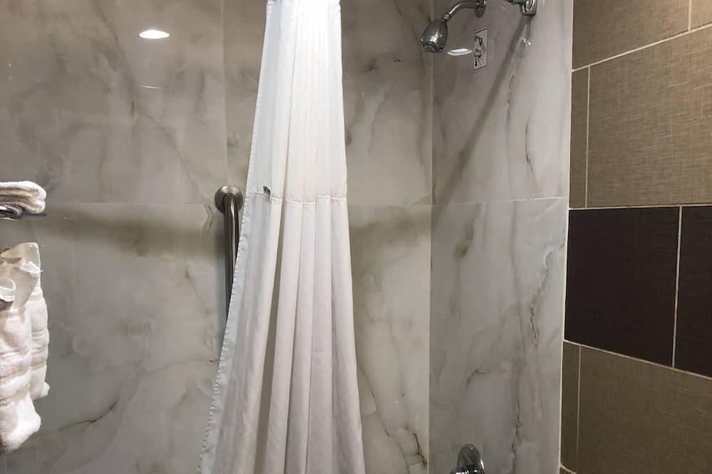 Стандартний номер, 1 ліжко «квін-сайз», обладнано для інвалідів - Ванна кімната