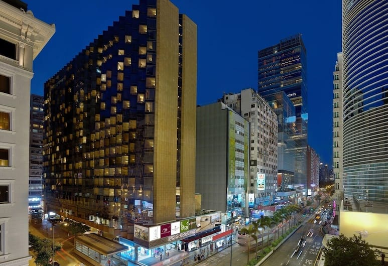 The Kowloon Hotel, Kowloon, Hotel Front – Evening/Night