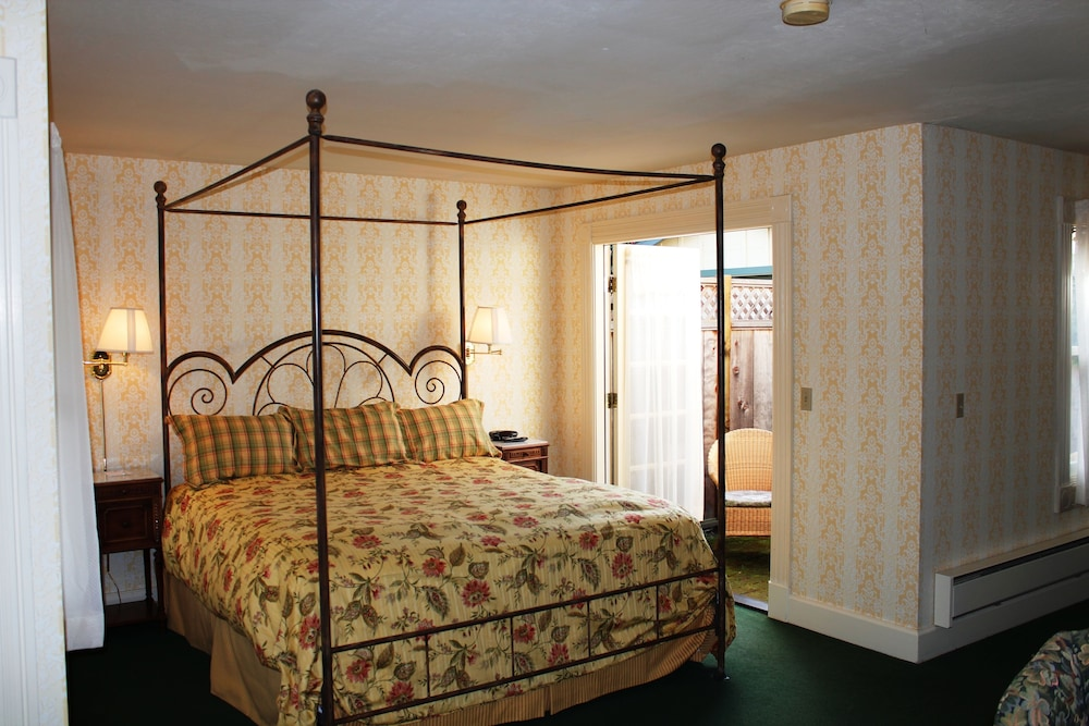 Gosby House Inn, A Four Sisters Inn, Pacific Grove