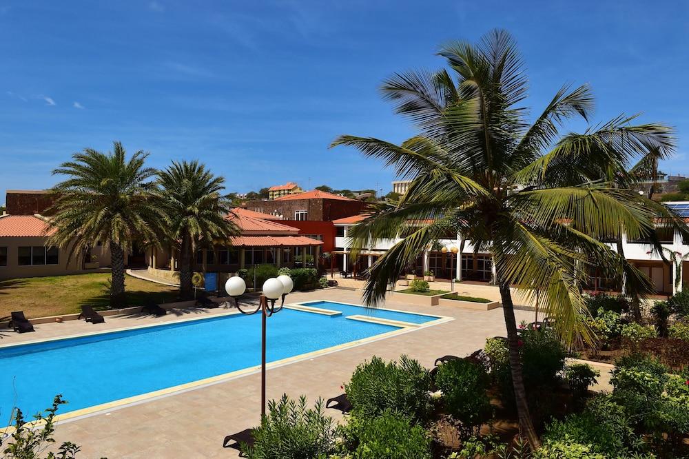 Pestana Trópico, Praia, Utendørsbasseng