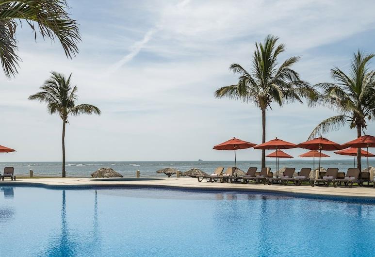 Camino Real Veracruz, Boca del Río, Infinity-Pool
