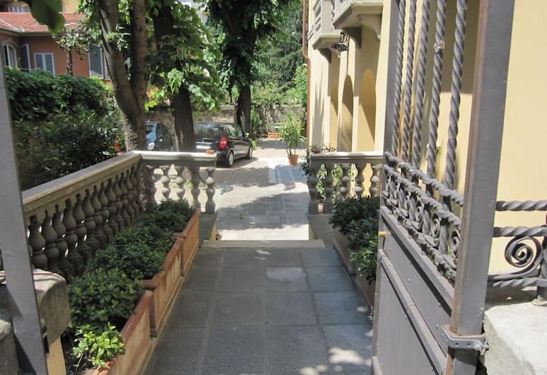 Relais Villa Antea, Florence, Façade de l'hôtel