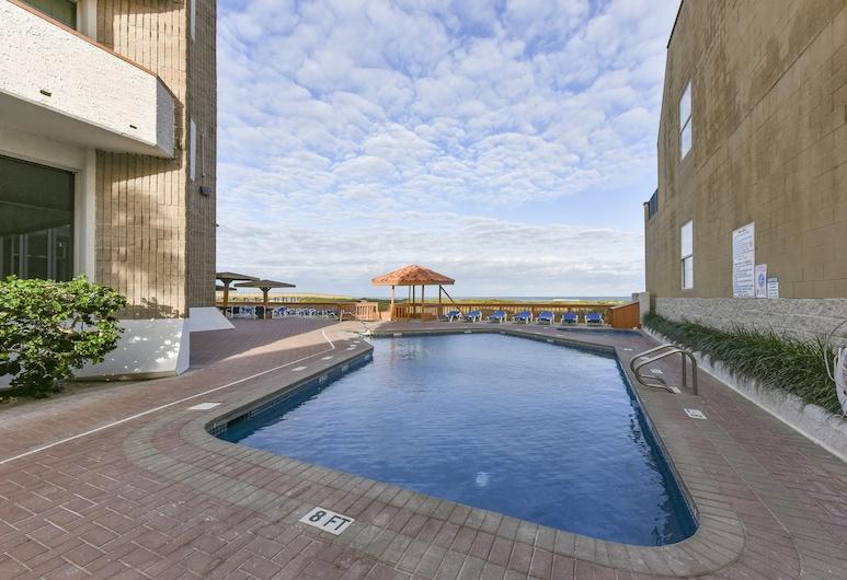 Padre South Hotel On The Beach, Саут-Падре-Айленд, Відкритий басейн