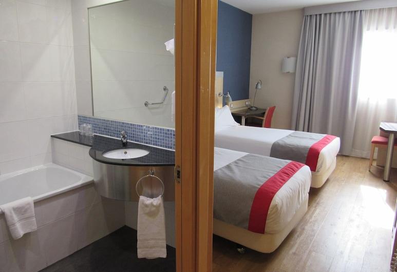 Holiday Inn Express Barcelona-Montmeló, an IHG Hotel, Granollers, Standarta numurs, Viesu numurs