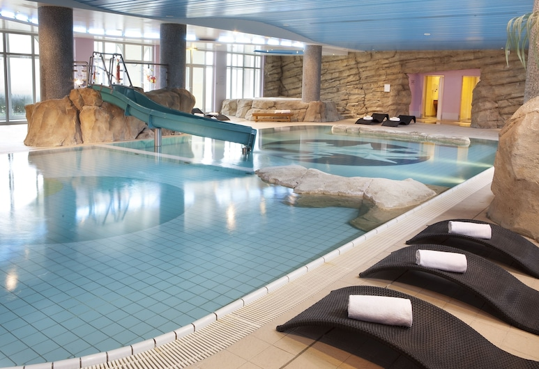 Dream Castle Hotel, Magny-le-Hongre, Piscine couverte